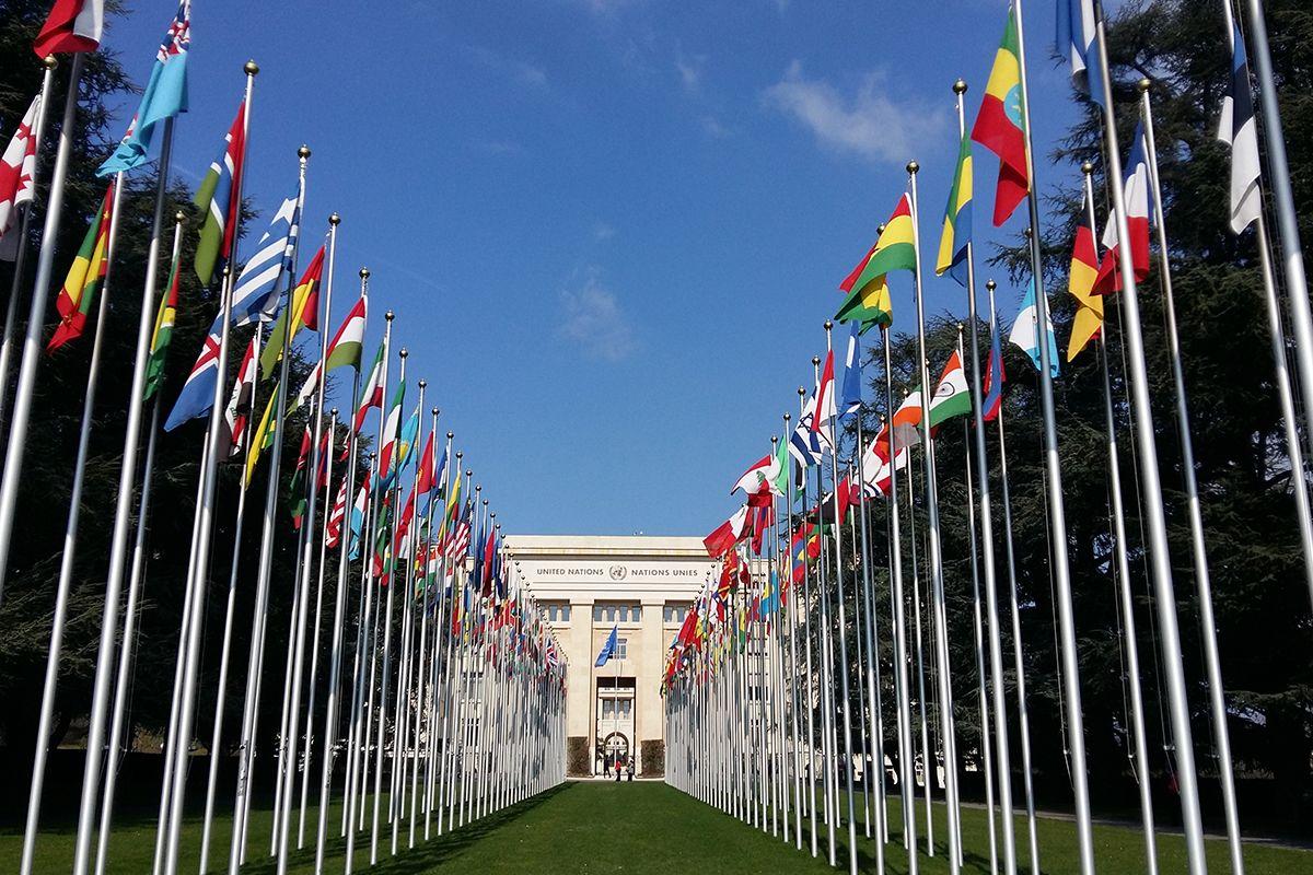 UN entry