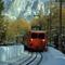 montenvers train hiver/winter