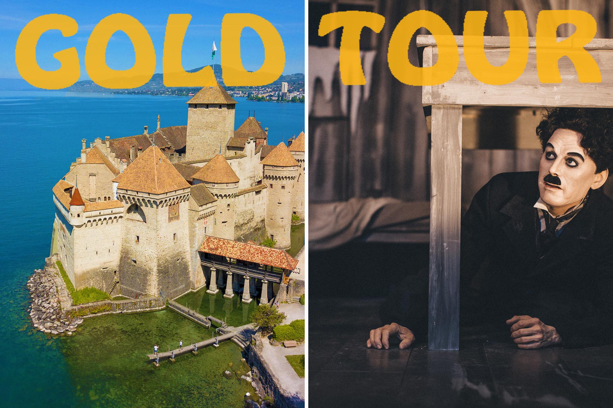 Chaplin Gold