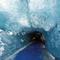 mer de glace - entrée grotte / ice cave entrance