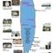 plan de la croisière/cruise plan